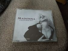 Madonna Crazy For You RARE Picture CD Single