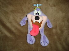 """Tiny Toons DIZZY DEVIL 13"""" tall Plush Marked Sample made in China"""
