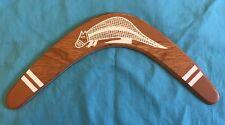 Australian Wooden Boomerang With Instructions - Coranderrk Boomerangs
