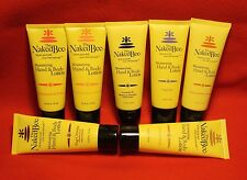 The Naked Bee 7-2.25 oz Moisturizing Hand and Body Lotions in 7 different Scents