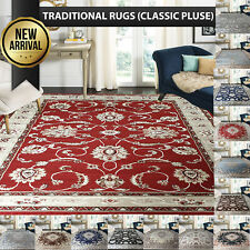 Large Vintage Traditional Carpet Living Room Bedroom Area Rugs Hallway Runner UK