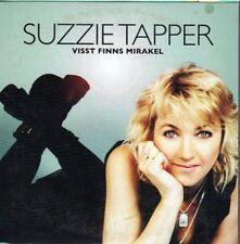 Maxi CD Schweden, SUZZIE TAPPER, Visst finns mirakel