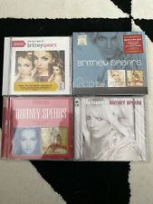 BRITNEY SPEARS Double Pack / THE ESSENTIAL / VERY BEST / 2CD Circus Femme Fatale