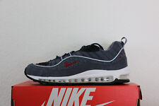 New Nike Air Max 98 Quickstrike Thunder Blue 924462-400 US Size 10.5