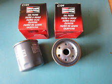 RELIANT RIALTO X2 NEW OIL FILTERS
