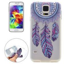 Samsung Galaxy S5 Mini Cover Schutzhülle TPU Silikon Traumfänger Motiv