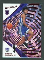 2018-19 MARVIN BAGLEY III PANINI REVOLUTION CHINESE NEW YEAR ICE ROOKIE RC #119
