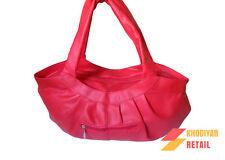 NEW RED COLOUR HAND BAG FOR WOMEN / HANDBAG FOR LADIES / HANDBAG FOR GIRLS