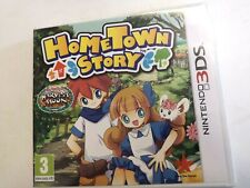 * NINTENDO 3DS NEW GAME * HOMETOWN STORY (Harvest Moon)