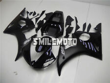 Fairing Injection ABS Matte Black Plastic Fit for YAMAHA 2003-2005 YZF R6 f44