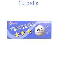 UK SAMEDAY Balles de tennis de table ITTF Approuvé Kingnik Original Premium 3 Star 40