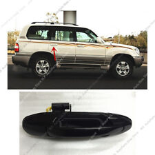 RIGHT REAR Door Outside Handle Black For 98-07 Land Cruiser LC100 / Lexus LX470