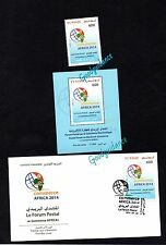 2014- Tunisia- Africa Postal Forum on Electronic Commerce– MS+FDC+ Stamp MNH**