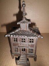 New ListingWonderful old original cast iron Caisse Building Bank still bank, France 1930's