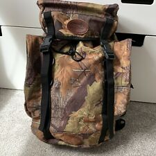 Jack Pyke Camo Camouflage Canvas Backpack Rucksack Hunting/Fishing/Shooting