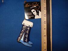 Elvis Ornament Elvis Presley Blue Suede Shoes EP2803 67