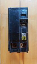 One New Square D Qo2100 2P 100 Amp Circuit Breaker Qo2100C Qo2100Cp