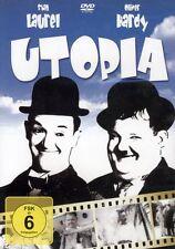 DVD NEU/OVP - Utopia - Stan Laurel & Oliver Hardy