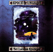 EPOCH OF UNLIGHT The Continuum Hypothesis THE END RECORDS NEW SEALED + TRACKING!