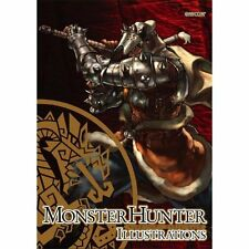 MONSTER HUNTER Art Illustrations Book Vol.1 full SET 2 Books capcom FreeShip