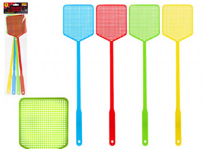 Fly Big Swat Killer Swatter Bug Bee Mosquito Zapper Insect Long Handle