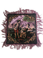 Vintage Handmade Fabric Tapestry Fury Ideal for Cushion
