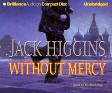 Jack Higgins - Without Mercy (Sean Dillon Series) audio book 6 CDs Unabridged