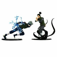 Naruto Shikamaru Shippuden Hatake Kakashi Action Figure Model Toy Collectibles