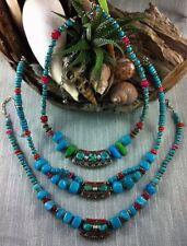 Handmade Turquoise Bronze Fashion Jewellery