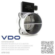VDO AIR MASS/FLOW METER V8 GEN III LS1 5.7L [HOLDEN VT-VX-VY COMMODORE/CALAIS]