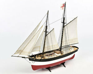 Amati AM1450 Boite De Montage Hunter Q-Ship 1:60 Modélisme