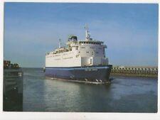 Prinses Maria Esmerala Oostende Dover Ferry Postcard 232b