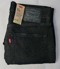 Men Levis 511 Slim Fit Frog Eye Dark Grey Black Flex Stretch Denim Pants Jeans