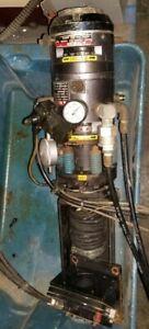 Amada Co2 Laser Cutting Head w/Fanuc Ac Servo Motor