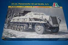 Italeri 6546 - Panzerwerfer 42 auf Sd.Kfz. 4/1  scala 1/35