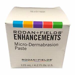 Rodan + Fields Microdermabrasion Paste 4.2oz Discontinued Original Formula