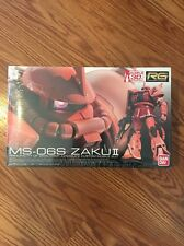 Gundam MS-06S ZAKUII RG 144 Bandai
