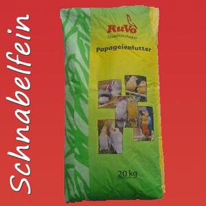 Papageienfutter TOP (20kg-Sack), RUVO Vogelfutter