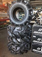 ITP Mega Mayhem 28 Inch Mud Tire set (All 4 tires) ATV UTV 28-9-14 and 28-11-14