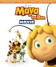 Maya the Bee (Blu-ray/DVD, 2015, 2-Disc Set, 3D)