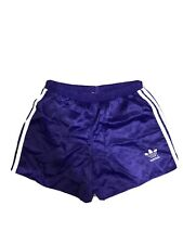 Pantaloncino adidas nylon sprinter Shiny Shorts glanz pants196 vintage70' 90