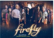 Firefly The TV Series Promo Card P-2