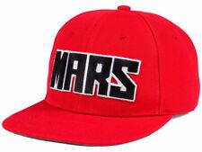 02ffb98e3e7 Mars Blackmon 40 Acres   a Mule Defend Brooklyn Spike Lee Red Snapback Cap  Hat
