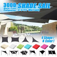 Oxford Fabric Waterproof  Garden Patio Awning Canopy 90% UV Block