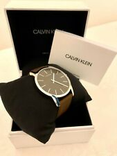 Calvin Klein Mens Watch CK Brand New 100% Authentic With Box