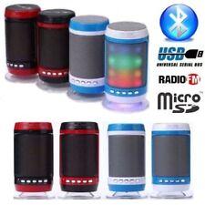 MINI CASSA SPEAKER BLUETOOTH FM TF USB VIVAVOCE SMARTPHONE ALTOPARLANTE MP3