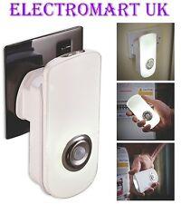 Sensor PIR de emergencia Enchufe en seguridad de seguridad recargable antorcha de luz de noche