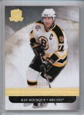 11/12 Upper Deck The Cup Ray Bourque Gold Base #'ed 08/25
