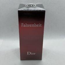 FAHRENHEIT 50ml EDT Spray By Christian Dior Mens Perfume ( 100% Genuine )