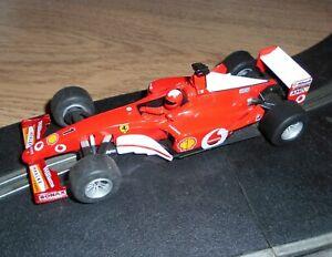 Rare Carrera Scalextric Ferrari formula 1 F1 car - superb